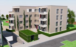 """HumboldtEck, Haus Wilhelm, Neubau der WBG """"Treptow Nord"""" eG"""