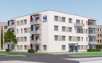 "HumboldtEck, Haus Isaac, Neubau der WBG ""Treptow Nord"" eG"