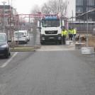 Vorbereitung des Baubeginns HumboldtEck, 26.02.2016
