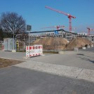 Baustelle HumboldtEck, 01.03.2016
