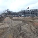 Baustelle HumboldtEck, 21.03.2016
