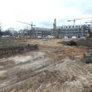 Baustelle HumboldtEck, 22.03.2016