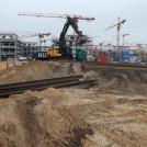 Baustelle HumboldtEck, 04.04.2016