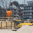 Baustelle HumboldtEck, 13.04.2016