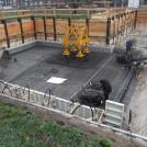 Baustelle HumboldtEck, 15.04.2016