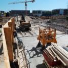 Baustelle HumboldtEck, 21.04.2016