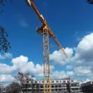Baustelle HumboldtEck, 25.04.2016