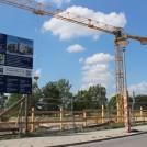 Baustelle HumboldtEck, 12.05.2016