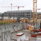 Baustelle HumboldtEck, 17.06.2016