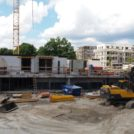 Baustelle HumboldtEck, 29.06.2016