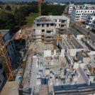 Baustelle HumboldtEck, 10.09.2016