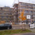 Baustelle HumboldtEck, 04.11.2016