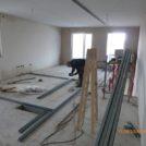 Baustelle HumboldtEck - Innenausbau, 23.11.2016