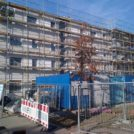 Baustelle HumboldtEck, 29.01.2017