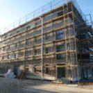 Baustelle HumboldtEck - 15.02.2017