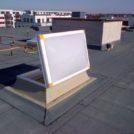 Baustelle HumboldtEck - Dach, 24.03.2017