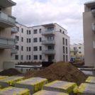 Baustelle HumboldtEck - Außenanlagen, 23.06.2017