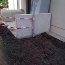 Baustelle HumboldtEck - Außenanlagen, 11.07.2017