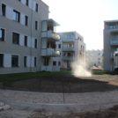 Baustelle HumboldtEck - Außenanlagen, 24.08.2017