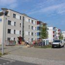 Baustelle HumboldtEck - Außenansicht, 26.09.2017